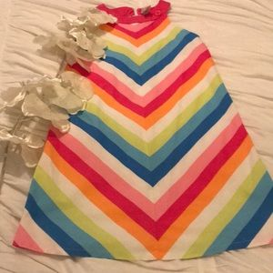 GYMBOREE RAINBOW 🌈 GIRL DRESS